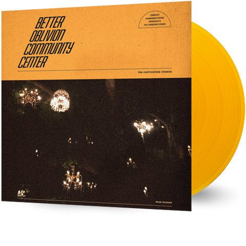 Better Oblivion Community Center - Self - Titled (Ltd. Ed. Orange Vinyl) - MEMBER EXCLUSIVE