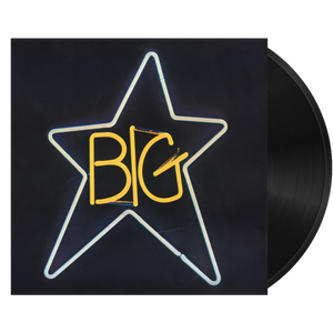 Big Star - #1 Record (180G) - MEMBER EXCLUSIVE - Blind Tiger Record Club