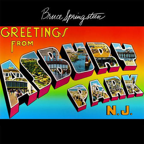 Bruce Springsteen - Greetings from Asbury Park N.J. (180G Vinyl) - Blind Tiger Record Club