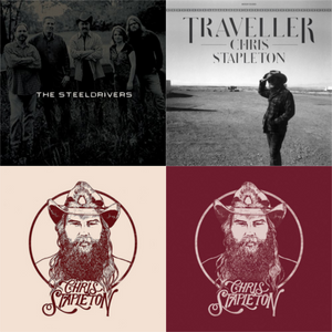 Chris Stapleton Collector's Series - Blind Tiger Record Club