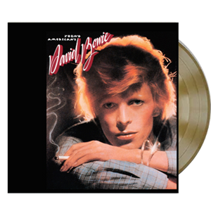 David Bowie - Young Americans (Ltd. Ed. Gold Vinyl) - MEMBER EXCLUSIVE - Blind Tiger Record Club