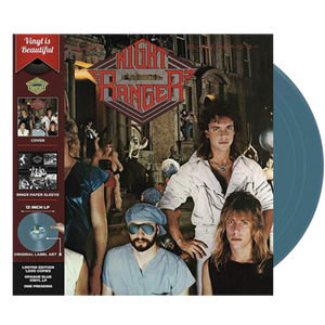 Night Ranger - Midnight Madness (Ltd. Ed. Light Blue Vinyl) - MEMBER EXCLUSIVE