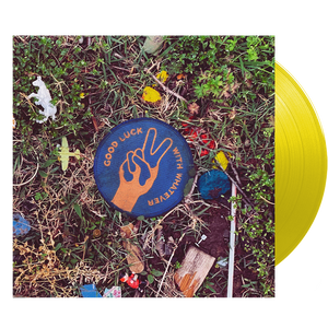 Dawes - Good Luck With Whatever (Ltd. Ed. 180G Yellow Marble)  - MEMBER EXCLUSIVE - Blind Tiger Record Club