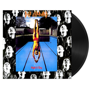 Def Leppard - High 'N' Dry (Ltd. Ed. 180G) - MEMBER EXCLUSIVE - Blind Tiger Record Club