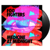 Foo Fighters - Medicine at Midnight - MEMBER EXCLUSIVE - Blind Tiger Record Club