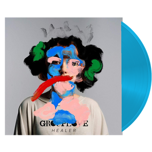 Grouplove - Healer (Ltd. Ed. Blue Vinyl) - MEMBER EXCLUSIVE - Blind Tiger Record Club
