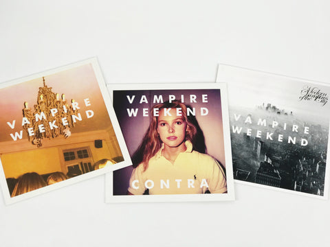The Vampire Weekend Collector's Series