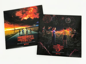 The Stranger Things Music Seasons One, Two & Three Collector's Series - Blind Tiger Record Club