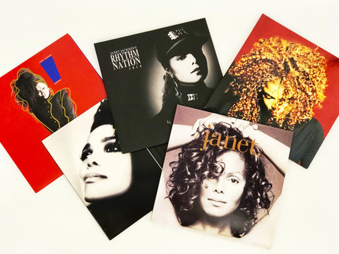 The Janet Jackson Essentials Collector's Series