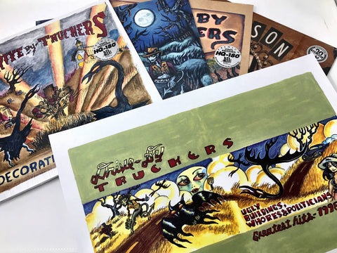 The Drive-By Truckers/Jason Isbell/New West Records Collector's Series