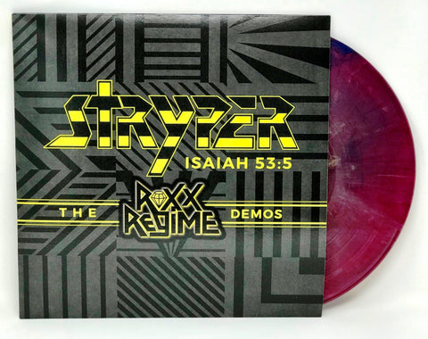 Stryper - The Roxx Regime Demos (Ltd. Ed. Color Vinyl)