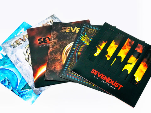 The Sevendust Ten Year Collector's Series (2008-2018)