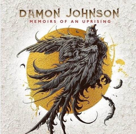 Damon Johnson - Memoirs Of An Uprising (Ltd. Ed. Autographed Red Vinyl) - MEMBER EXCLUSIVE