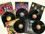 KISS - 1974 - 1976 Ltd. Ed. Five Album Collection