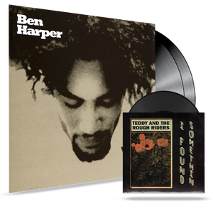 Ben Harper - Welcome To The Cruel World (2XLP) - Blind Tiger Record Club
