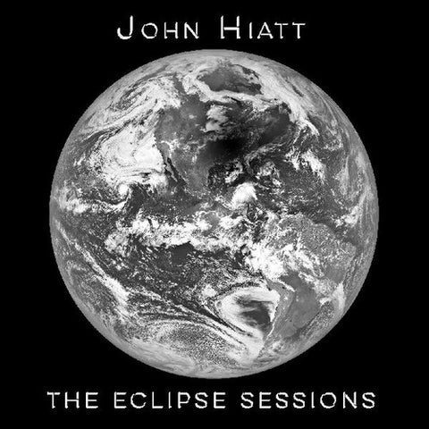 John Hiatt - The Eclipse Sessions (Ltd. Ed. White/Silver Vinyl) - MEMBER EXCLUSIVE