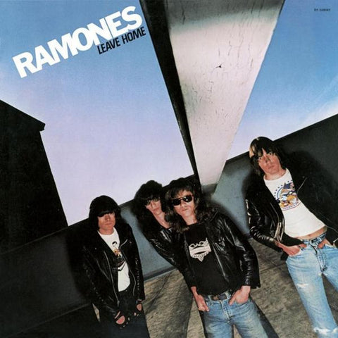 The Ramones - Leave Home - Blind Tiger Record Club