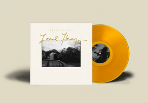 Brian Fallon - Local Honey (Ltd. Ed. Translucent Orange Vinyl w/ Autographed Postcard - RARE) - MEMBER EXCLUSIVE - Blind Tiger Record Club