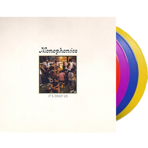 Monophonics - It's Only Us (Ltd. Ed. Random Color Vinyl) - MEMBER EXCLUSIVE - Blind Tiger Record Club