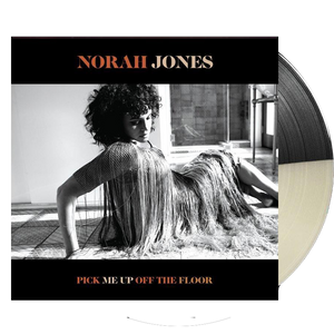 Norah Jones - Pick Me Up Off the Floor (Ltd. Ed. Black/White Vinyl) - MEMBER EXCLUSIVE