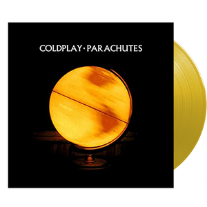 Coldplay - Parachutes (Ltd. Ed. 180G Yellow Vinyl) - MEMBER EXCLUSIVE - Blind Tiger Record Club
