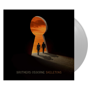 Brothers Osborne - Skeletons (Ltd. Ed. White Vinyl) - MEMBER EXCLUSIVE - Blind Tiger Record Club