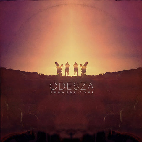 Odesza - Summer's Gone - Blind Tiger Record Club