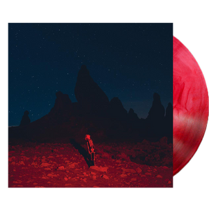 Phoebe Bridgers - Punisher (Ltd. Ed. Red & Swirly Vinyl) - MEMBER EXCLUSIVE - Blind Tiger Record Club