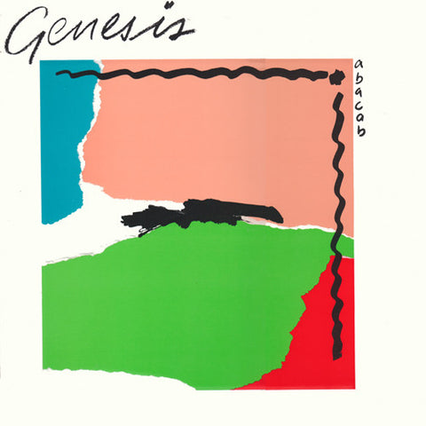 Genesis - Abacab [Import] - Blind Tiger Record Club