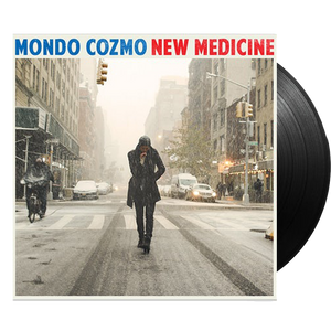Mondo Cozmo - New Medicine - MEMBER EXCLUSIVE - Blind Tiger Record Club