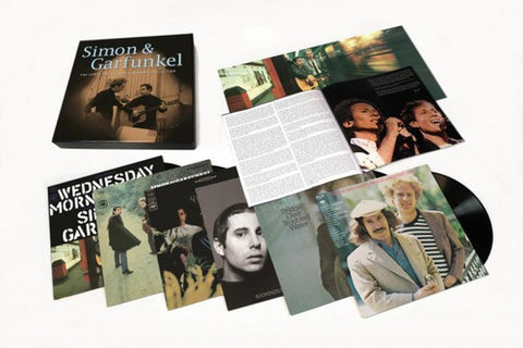 Simon & Garfunkel - The Complete Columbia Album Collection - Blind Tiger Record Club