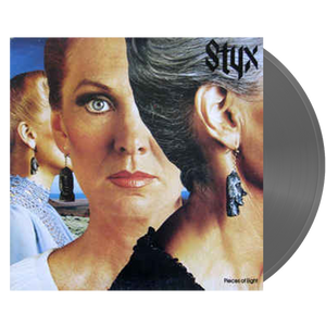 Styx - Pieces of Eight (Ltd. Ed. Gray Vinyl) - MEMBER EXCLUSIVE - Blind Tiger Record Club