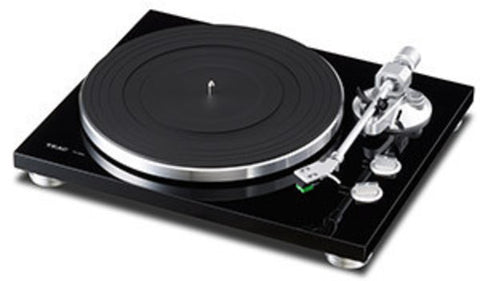 TEAC TN-300-B Analog Turntable (Color Options)