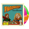 The Texas Gentlemen - Floor It!!! (Ltd. Ed. 140G Orange Green Magenta Striped 2XLP) - MEMBER EXCLUSIVE