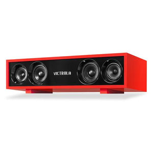 Victrola 30 Watt Bluetooth Hi-Fi Speaker with Glossy Piano Finish - Blind Tiger Record Club
