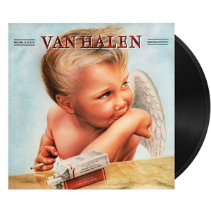 Van Halen - 1984 (Ltd. Ed. 180G) - MEMBER EXCLUSIVE - Blind Tiger Record Club