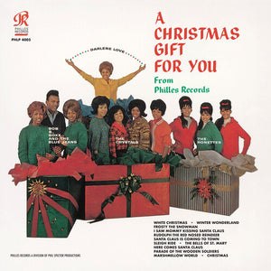 A Christmas Gift for You From Philles Records - Various Artists - Blind Tiger Record Club