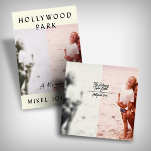 The Airborne Toxic Event Hollywood Park Book & Album Set - Blind Tiger Record Club