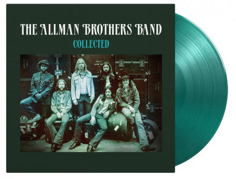The Allman Brothers Band - Collected (Ltd. Ed. green, 180g, 2xLP)