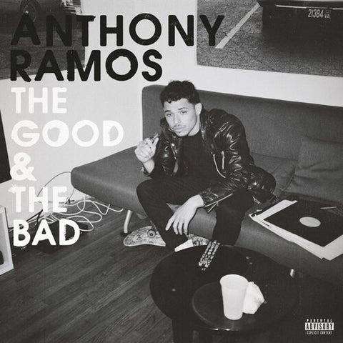 Anthony Ramos - The Good & The Bad - Blind Tiger Record Club