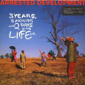Arrested Development - 3 Years, 5 Months, and 2 Days in the Life Of... (Ltd. Ed. 180G) - Blind Tiger Record Club
