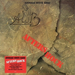Average White Band - Aftershock (Ltd. Ed. 180G Clear Vinyl) - Blind Tiger Record Club
