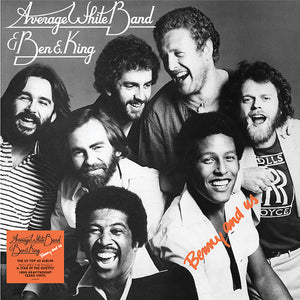 Average White Band & Ben E. King - Benny and Us (Ltd. Ed. 180G Clear Vinyl) - Blind Tiger Record Club