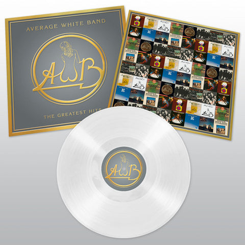 Average White Band - The Greatest Hits (Ltd. Ed. 180G White Vinyl) - MEMBER EXCLUSIVE