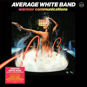Average White Band - Warmer Communications (Ltd. Ed. 180G Clear Vinyl) - Blind Tiger Record Club