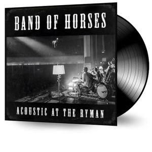 Band of Horses - Acoustic At the Ryman - Blind Tiger Record Club