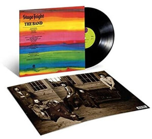 The Band - Stage Fright (Ltd. Ed. 180G) - MEMBER EXCLUSIVE - Blind Tiger Record Club