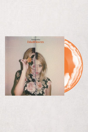 Beabadoobee - Fake It Flowers (Ltd. Ed. Orange/White Swirl Vinyl) - MEMBER EXCLUSIVE - Blind Tiger Record Club