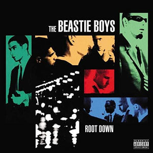 Beastie Boys - Root Down (Ltd. Ed. 180G Color Vinyl) - Blind Tiger Record Club