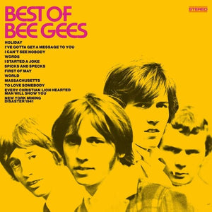 The Bee Gees - Best of Bee Gees - Blind Tiger Record Club